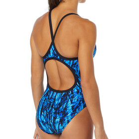 TYR Sagano Diamondfit Bathing Suit Women blue
